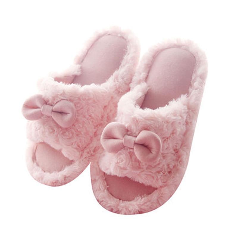 SIKETU Summer Slip Heavy Bottomed Cute Cartoon Wooden Floor Home Indoor Shoes Women Slippers At Home