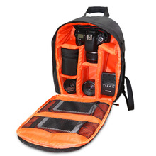 Hot New Pattern DSLR Camera Bag Backpack Video Photo Bags for Camera D3200 D3100 D5200 D7100 Small Compact Camera Backpack IP-01