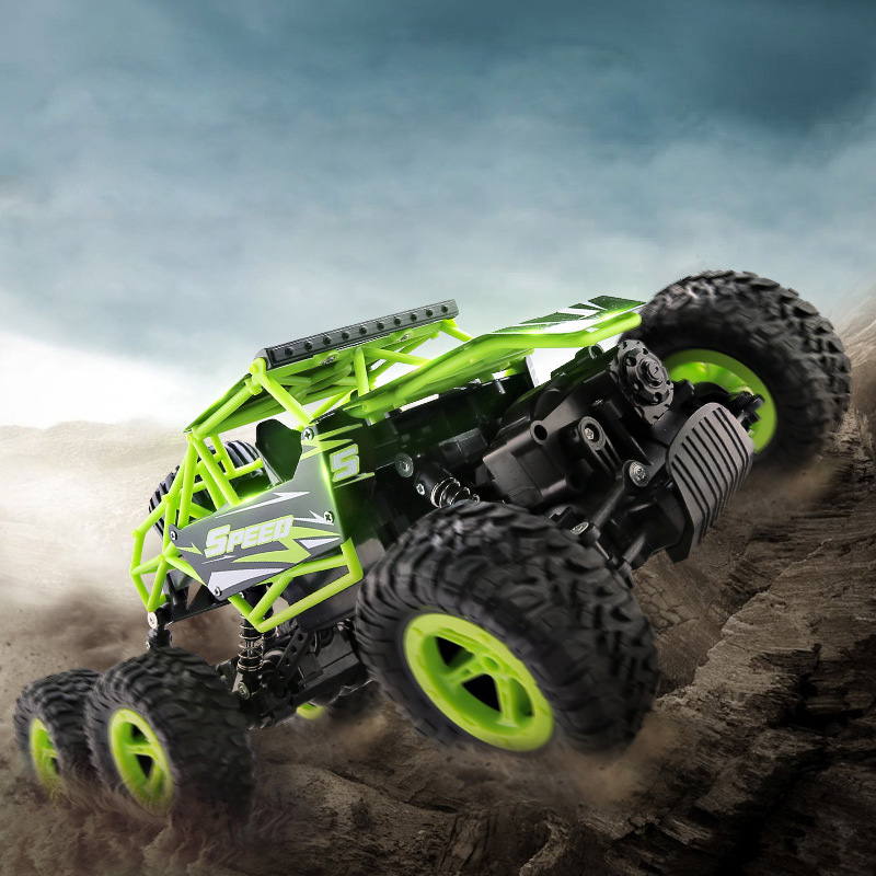34cm Large 1:12 4WD RC Cars Updated Version 2.4G Radio Control RC Cars Buggy 2017 High speed Off-Road Trucks Toys for Children large 1 12 4wd rc cars 2 4g radio control rc cars toys buggy high speed off road rock crawler monster trucks toys for children