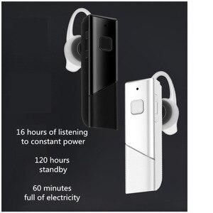 Image 2 - 5.0 Stereo Muziek Draadloze Bluetooth Headset Ernstige Bas Sport Oordopjes Aangenaam Oor Type Met Mic Hoofdtelefoon Sh *