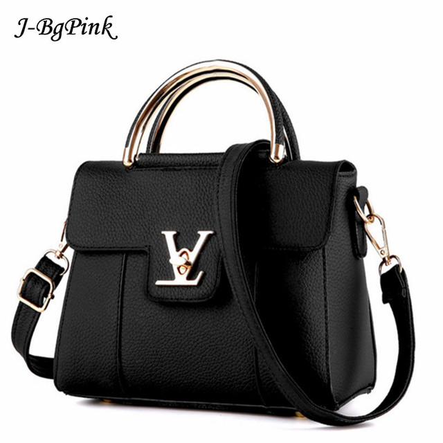 fake designer bags V Women's Luxury Leather Clutch Bag Ladies Handbags Brand Women Messenger Bags Sac A Main Femme Handl