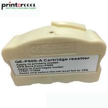 T7601-T7609 Cartridge Resetter For epson P600 Chip for Epson Surecolor SC- Printer