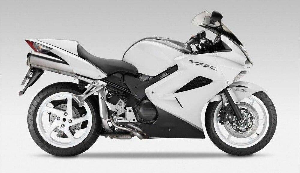 Para Honda VFR 800 2002 2003 2004 2005 2006 2007 2008 2009 2010 2011 2012 ABS plástico motocicleta carenado Kit VFR800 02-12 CB02