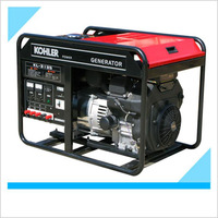 The 12kw Gasoline Generator Is Usually Used For Small Brushless Electric Start