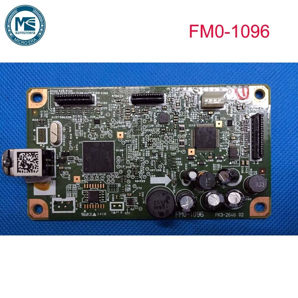 FM0 1096 FM0 1096 000 フォーマッタボードキヤノン MF3010 MF 3010 MF 3010 ロジックボードメインボードマザーボード  グループ上の 家電製品 からの AC/DC アダプター の中 1