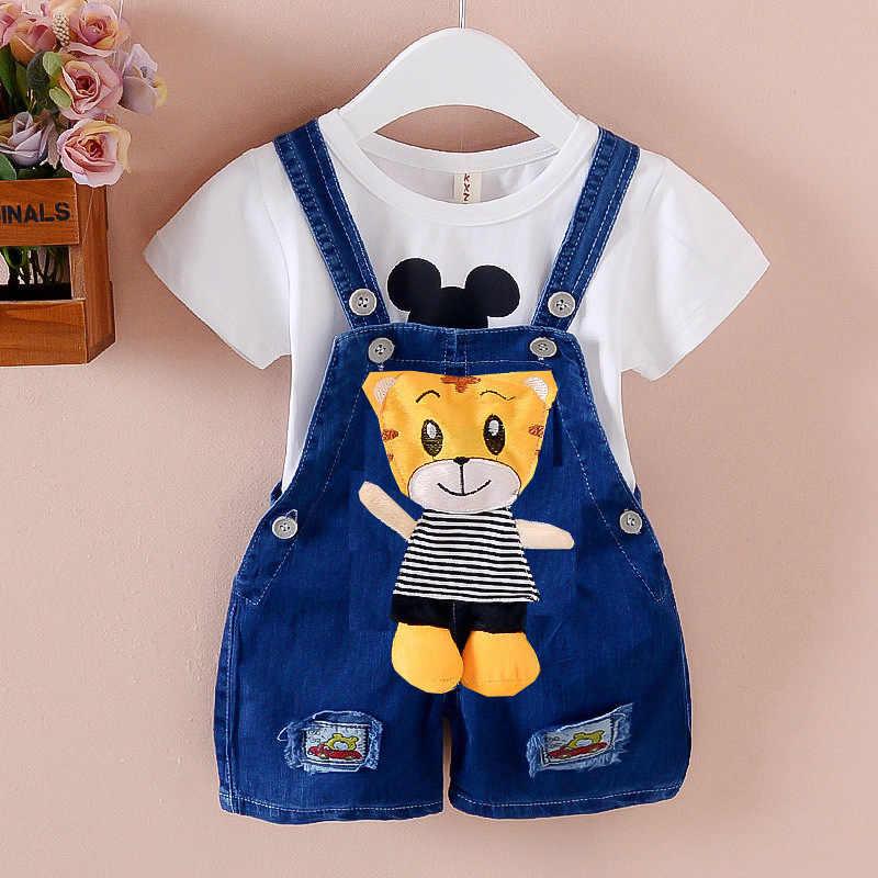 706b6568559 New baby boys overalls shorts fashion cartoon pattern summer boys shorts  jumpsuit kids denim strap jpg