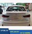 Para Lexus IS250 Material ABS Asa Traseira Do Carro Spoiler Primer cor Pressione a cauda Spoiler Traseiro Para Lexus IS250 Spoiler 2014-2015