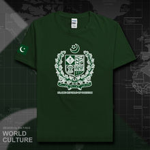 600d2a6540b49 Pakistan men t shirt 2018 jerseys nation team tshirt 100% cotton t-shirt  clothing