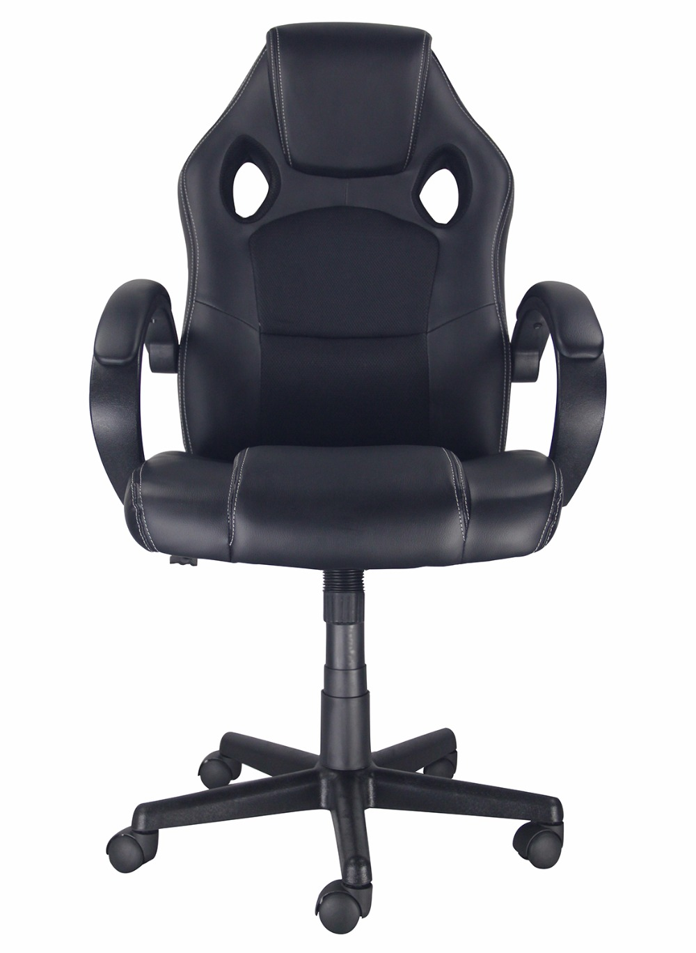Swivel Office Chair Gas Lift Racing Gaming Tilt Control Adjule Computer Dropshipping In Chairs From Furniture On Aliexpress