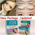 14g+4 JOLEN Hair Dye Eyebrow Bleach Cream Permenant Dyeing Eyebrow  Lightens Excess Dark Hair & Aloe Mild