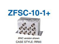 [LAN] Mini-Circuits ZFSC-10+ 0.5-100MHz ten BNC power divider[LAN] Mini-Circuits ZFSC-10+ 0.5-100MHz ten BNC power divider