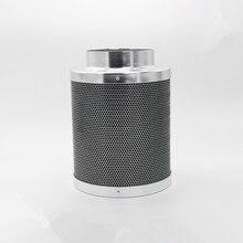8 в X12 в высоту Air carbon фильтр запах Управление Австралии натуральная уголь для встроенный вентилятор предварительный фильтр включен для встроенный вентилятор