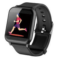 Men & Women Smart Watch for Running Heart Rate Monitor Blood Pressure Waterproof Pedometer Fitness Watch Tracker For Android IOS