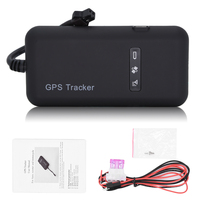 Mini Car GT02A Gps Finder GPS Quad Band GPS GSM GPRS Tracking Global Real Time Anti
