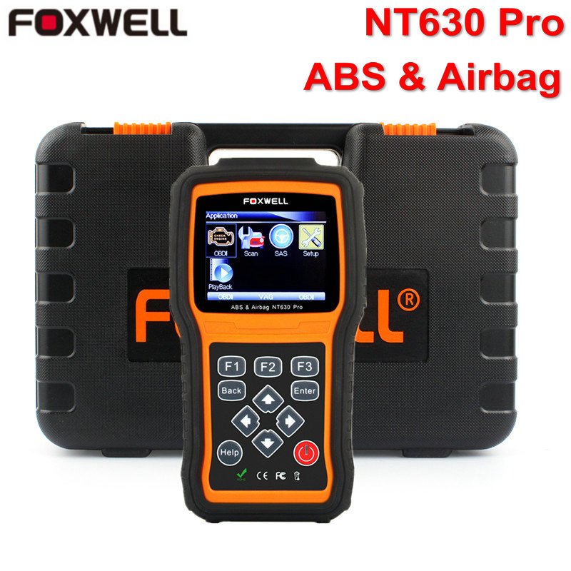 foxwell nt630 pro obd2 automotive scanner abs srs airbag. Black Bedroom Furniture Sets. Home Design Ideas