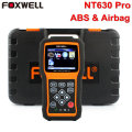 Foxwell NT630 Pro OBD2 Automotive Scanner ABS SRS Airbag Air Bag Crash Data Reset Scan Tool Anti Lock Brake Car Diagnostic-Tool