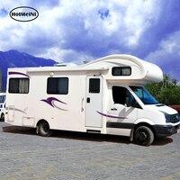 HotMeiNi Motorhome Horsebox Caravan Travel Trailer Camper Van Stripes (one for each side) Vinyl Graphics Kit Decals Car Stickers