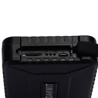 Black GSM/GPRS GPS Tracker GPS Locator Alarm Clock Automobile Positioning Waterproof Precise Car GPS