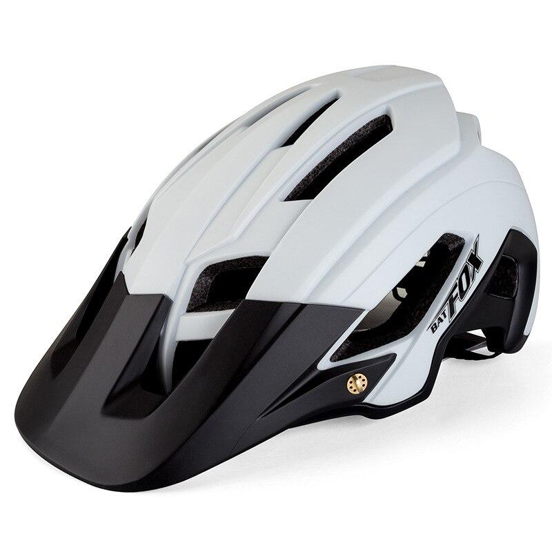 BATFOX サイクリングヘルメット道路 MTB 安全ヘルメット一体成形自転車ヘルメット超軽量通気性バイクヘルメット Casco Ciclismo  グループ上の スポーツ & エンターテイメント からの 自転車用ヘルメット の中 3
