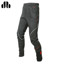 SOBIKE MTB Autumn Winter Bicycle Pants Men's Windproof Thermal Trousers Fleece Riding Cycling Tights Pants Whirlwind Equipments