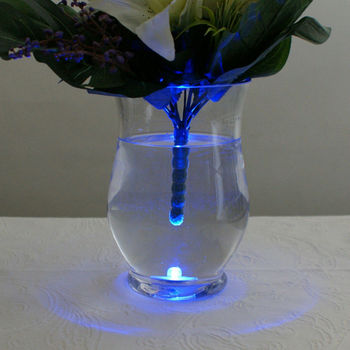 50  pcs/lot Waterproof Underwater Battery Powered Submersible LED Tea Lights Candle for led party FREE SHIPPING