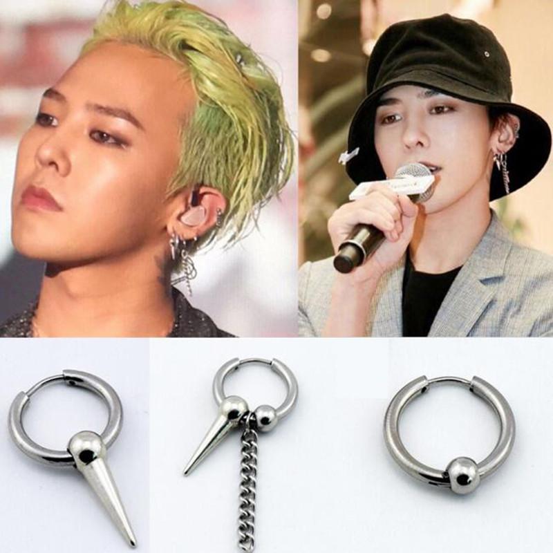 1pc Fashion Jewelry Korean KPOP Winner G Dragon BTS