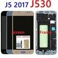 Для Samsung Galaxy J5 Pro 2017 ЖК-дисплей сенсорный дигитайзер сенсор J530F J530FN J530F/DS J530G J530M Регулируемая яркость