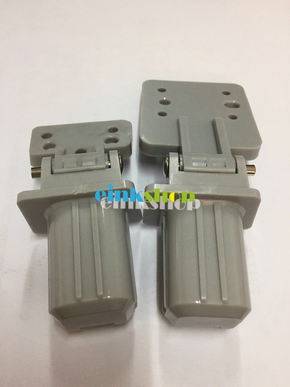 einkshop Brand ADF Hinge for HP M2727 M2727NF 2727 2727NF 1312 2320 3390 3380 2840 printer ADF assembly hinge kit Q3948-67905 1 set original x cc483 40002 adf hinge assy for hp clj cm3530 series