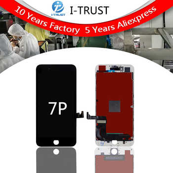 5PCS For AAA Quality Screen For iPhone 7 Plus LCD Screen With Good 3D Touch Digitizer Display Assembly Free Shipping DHL - SALE ITEM Cellphones & Telecommunications