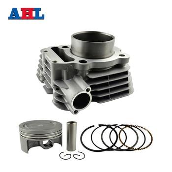 Motorcycle Engine Parts Size STD 74 mm For Yamaha YBR250 2007 2009 XT250 1YB 2013 2014 2015 Cylinder Block Piston & Piston Rings