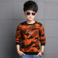 Children Sweater Boys Clothing Long Sleeve O-Neck 6-16 Years Boys Wool Sweater for Children Clothing to Autumn Winter