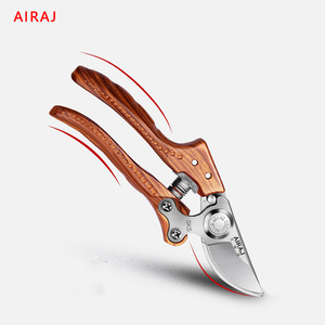 AIRAJ Pruning Shears, Mainly Used in Gardens, Fruit Trees, Flowers and other Home Gardening Scissors