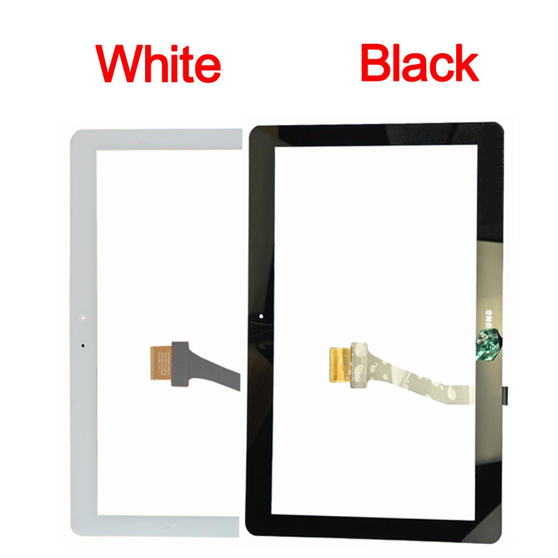 NEW Tablet Touch screen For Samsung Galaxy Tab2 10.1 P5100 Note N8000 Black/White Repair Replacement Screen Glass