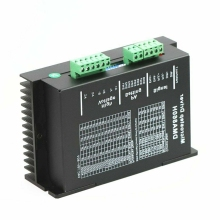1Pcs Dm860H 2 Phase Nema34 Hybrid Stepper Motor Driver Dsp Ac48V 7.2A original new leadshine 2 phase stepper motor driver dm856 digital 32 bit dsp hybrid stepper driver