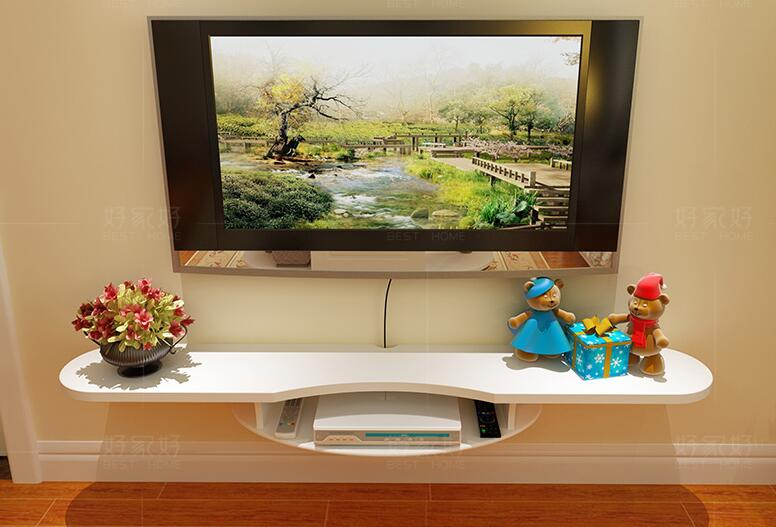 Small family TV cabinet TV wall hanging plate frame condole ark family matters – secrecy
