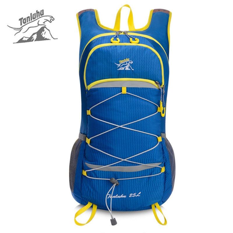 25L Climbing Backpack Rucksack Cycling Backpacks Outdoor Sports Bag Waterproof Camping Bags For Travel Riding Bike Pack XA466WA