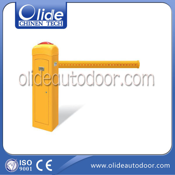 High quality automatic barrier gate 180 degree barrier gate automatic barrier car park barrier simple machines