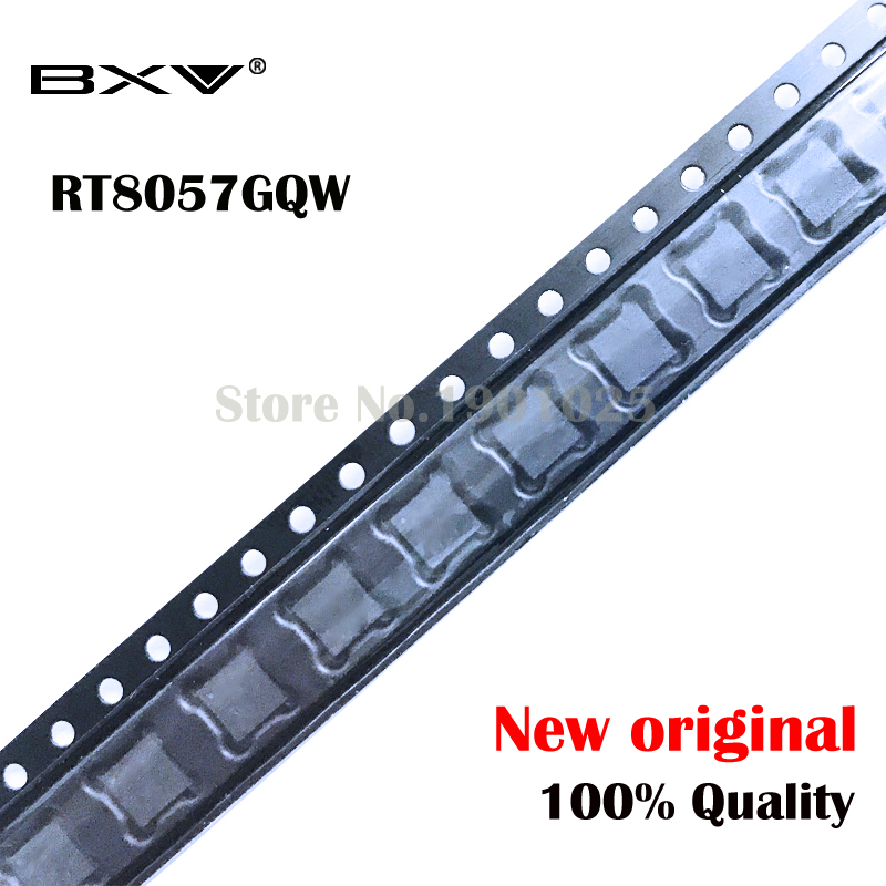 5pcs RT8057GQW RT8057 (J7X J7W J7R) 8057G QFN-6 New Original