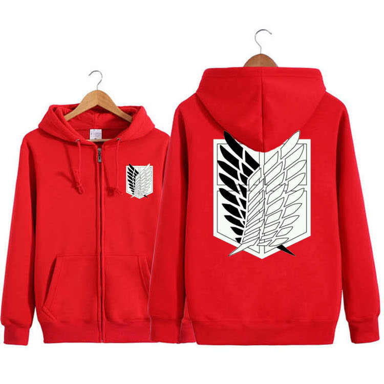 897f9c5c1c29 ... Атака на Титанов куртка с капюшоном Shingeki no Kyojin зимнее пальто  Косплэй eren Levi s свитер с ...