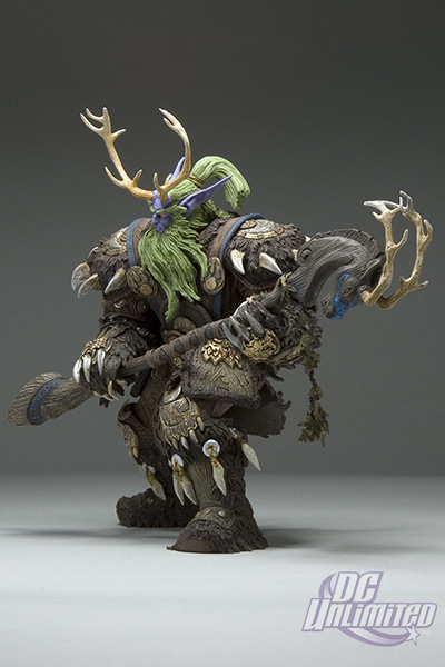 Hot Game WOW Druid of Claws PVC Classic Action Figure Toys For Boys Gifts Free Shipping GS088 2