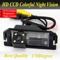 Hd retrovisor do carro da câmera para solaris hyundai ( verna ) hatchback / i30 hyundai chip CCD HD frete grátis