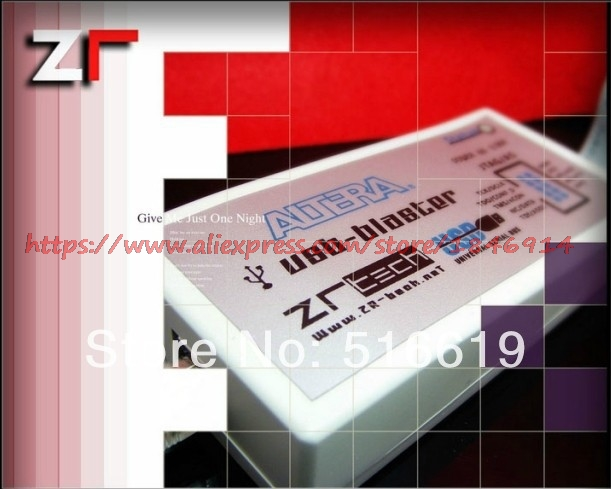 Free Shipping 1 Pcs/lot Altera FPGA/CPLD USB Blaster Download Line Downloader Rev. C