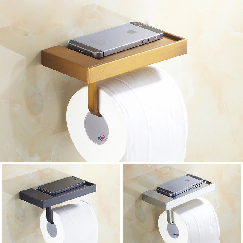Free Shipping Toilet Paper Holder Roll Paper Rack Wall Mounted Brass Antique/chrome/golden Mobile Phone Shelf 2 din support rear camera car bluetooth gps 7 inch radio touch screen stereo mp4 mp5 player usb 8g map card selection