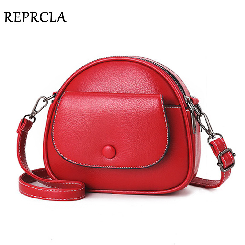 REPRCLA Fashion Designer Women Shoulder Bag PU Leather Crossbody Messenger Bags Ladies Handbag Bolsa Feminina