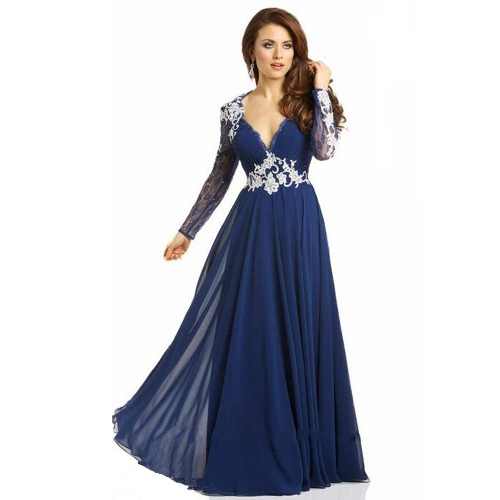 Aliexpress.com : Buy Abendkleider Long Evening Dress 2016 ...