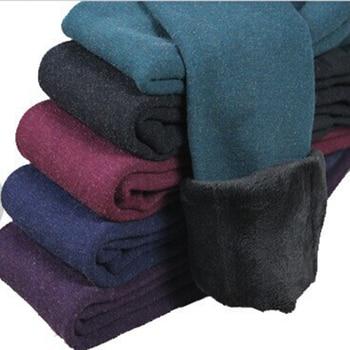 Winter Thick Girls Leggings Pants Plush Thick Velvet Warm Leggings Baby Kids Girls Sports School Trousers Toddler Girl Pants girl