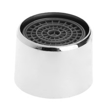 17x22mm Kitchen Basin Faucet Aerator Stainless Steel Water Saving Tap Filter(China)