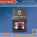 Горячая! E-MATE pro box Эмате электронную Разъем все в одном ПОДДЕРЖКА BGA-153/169, BGA-162/186, BGA-529, BGA-221 ЧИП forjtagbox