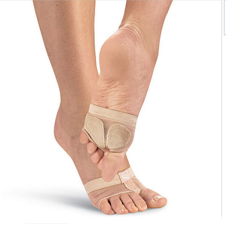 1Pair Footful Foot Thongs Toe Undies Half Sole Ballet Lyrical Dance Shoes Useful golden state of mind colourpop