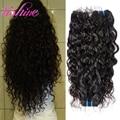 Peruvian Water Wave 3 Bundles Peruvian Ocean Wave Hair Curly Weave Human Hair Bundles Tissage Peruvian Virgin Hair Curly